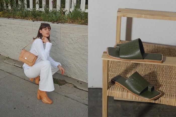穿再久也不過時的典雅設計,這個墨爾本小眾鞋履品牌讓人一見傾心!