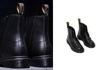 率性女生的必備鞋履:Dr. Martens 與 A-COLD-WALL*聯名推出全黑設計!