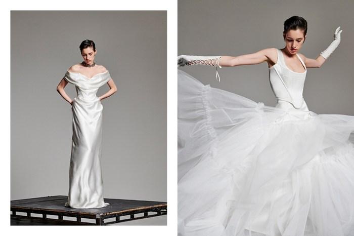 專屬自己的婚紗禮服:Vivienne Westwood 推出線上訂製服務,由工匠團隊親自溝通!