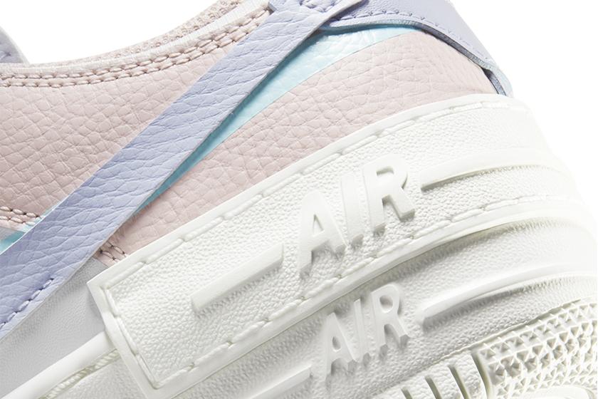 Nike Air Force 1 Shadow Pink Sneakers