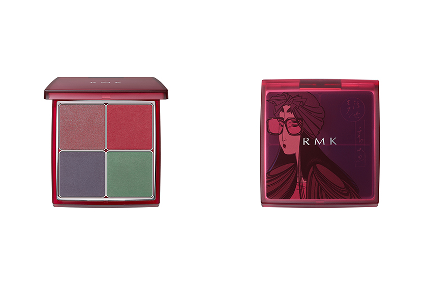 RMK Ukiyoe AW Makeup Collection