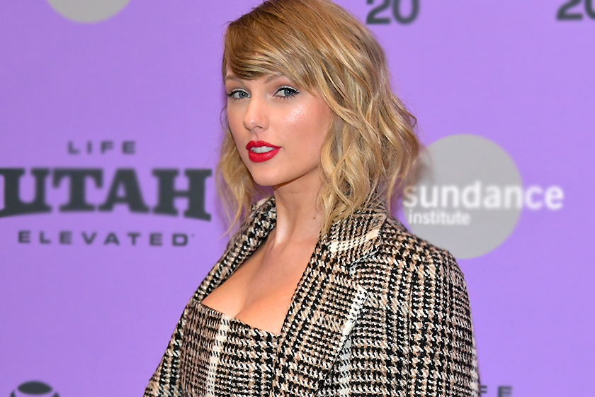 Taylor Swift New Album folklore release