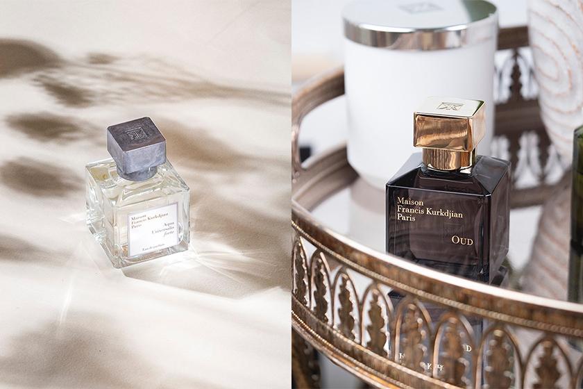 Maison Francis Kurkdjian Top 5 Perfumes