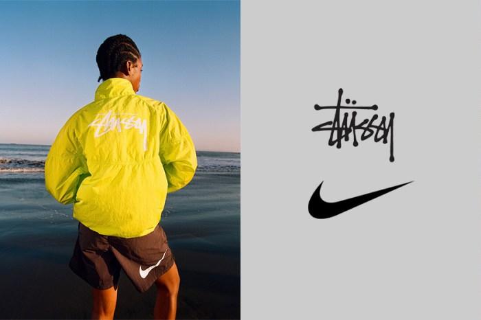 販售消息公開:Stüssy 與 Nike 再次聯手,除了球鞋還帶來一系列服裝單品!