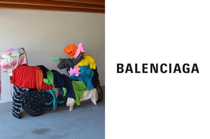 引起網民熱議:一名藝術大學研究生控訴 Balenciaga 疑似抄襲她的作品!