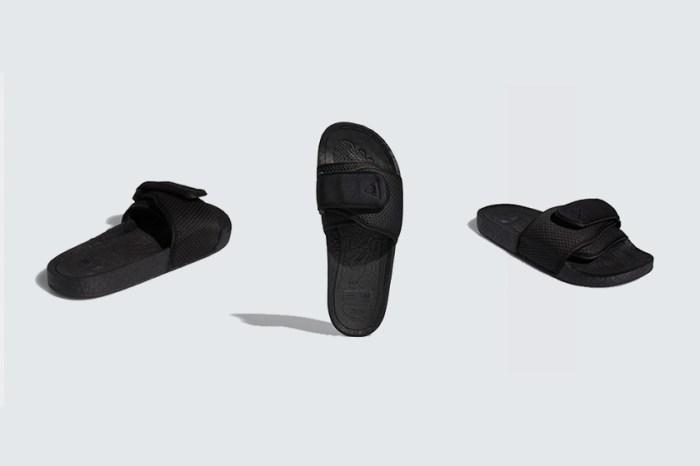 簡約設計中藏有這個巧思:adidas Originals 最新聯名夏日拖鞋還未開售就引來關注!
