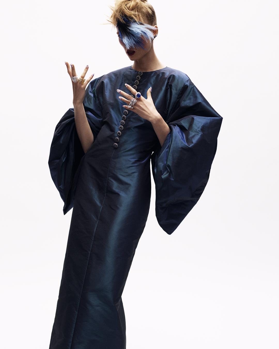 chanel haute couture 20/21 viriginie viard karl lagerfeld