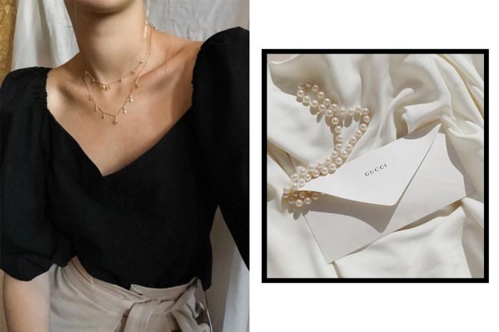 時尚女生必知:根據最新報告,珍珠、金色首飾還流行嗎?