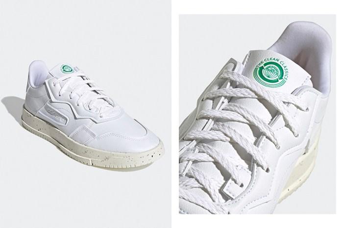 白鞋控必愛!到底 Adidas 這對換上新 Logo 的經典款有何特別?