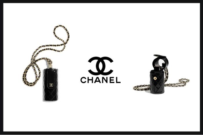 負擔起的高級小物:Chanel 絕美黑唇膏盒,已經偷偷在皮具區上架!