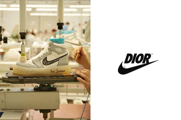 官方公開 Air Dior 抽籤人數:全世界 5,000,000 人搶 8,000 雙,中獎機率僅有… 0.16%!