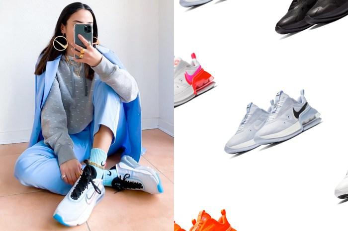 無限推高:完全屬於女生專屬的 Air Max,下一雙讓腿看起來更長的波鞋來了!