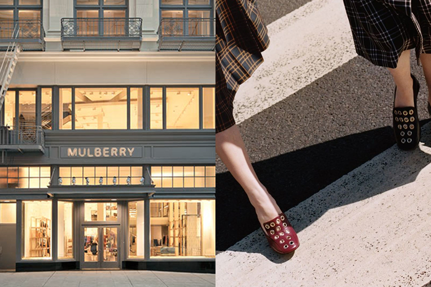 Mulberry close clothing shoes collection