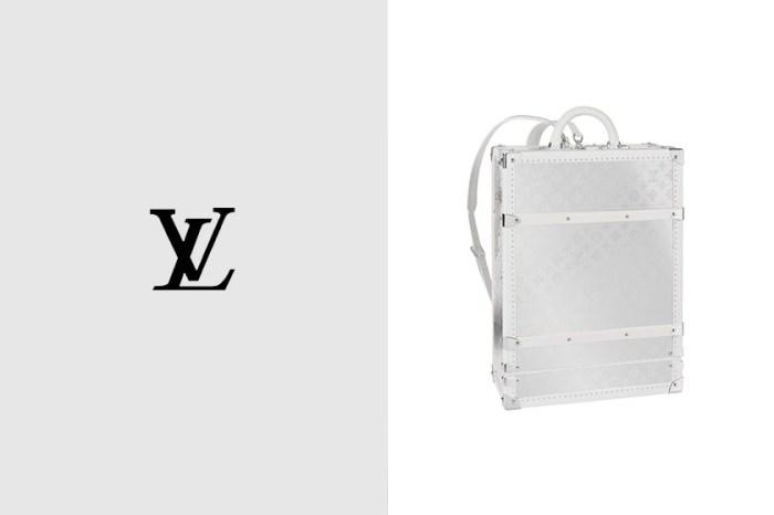 Louis Vuitton 後揹行李箱+老花帳篷,天價曝光令人瞠目結舌!