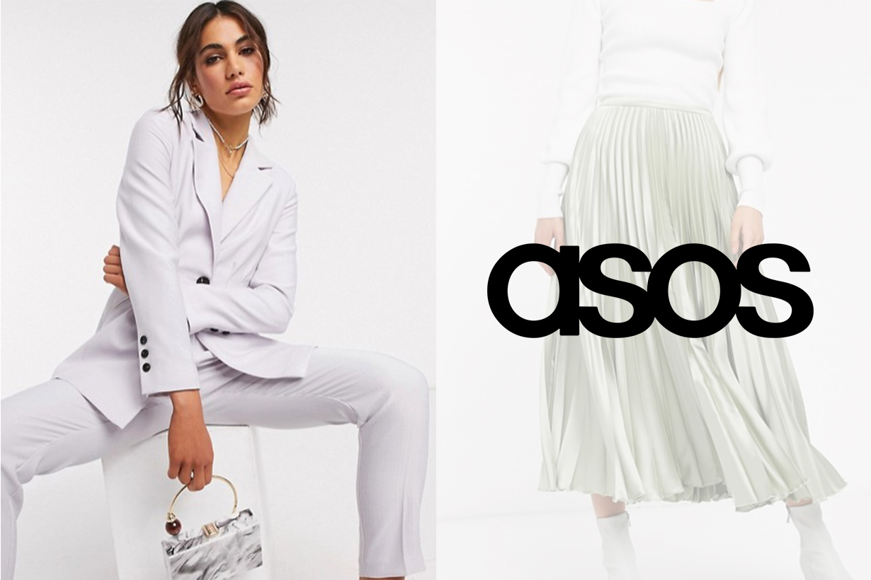 Asos Sees Sales Rise 10% in Lockdown Period