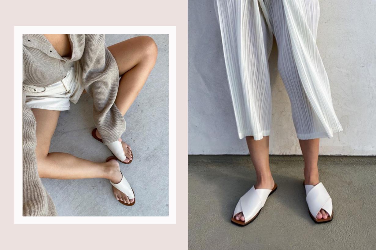ATP Atelier Sandals and Handbags