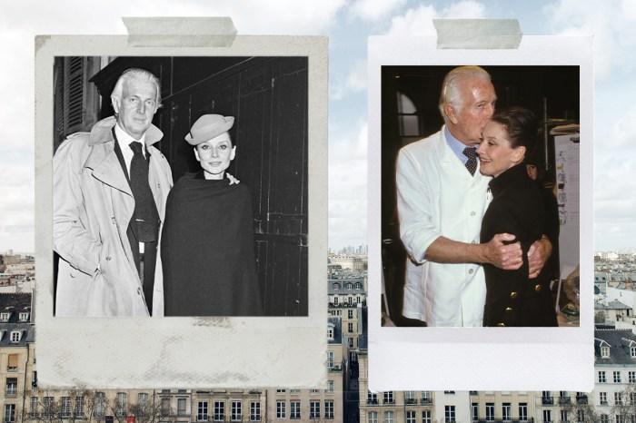 Audrey Hepburn 與 Hubert de Givenchy 終究沒有結婚,卻有著維繫一生的浪漫情份!