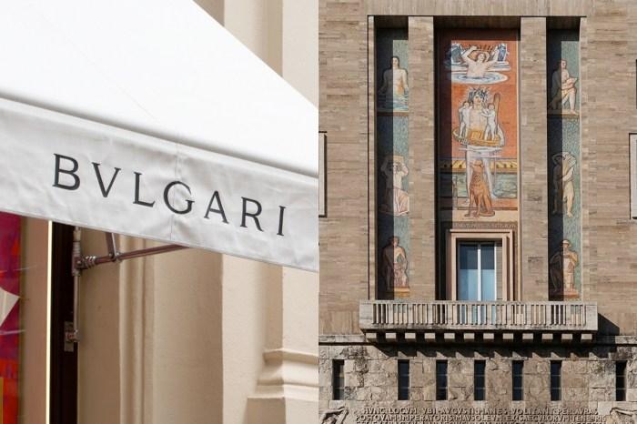與近百年的歷史遺跡共存,Bulgari 將在 2022 年於羅馬開設全新飯店!