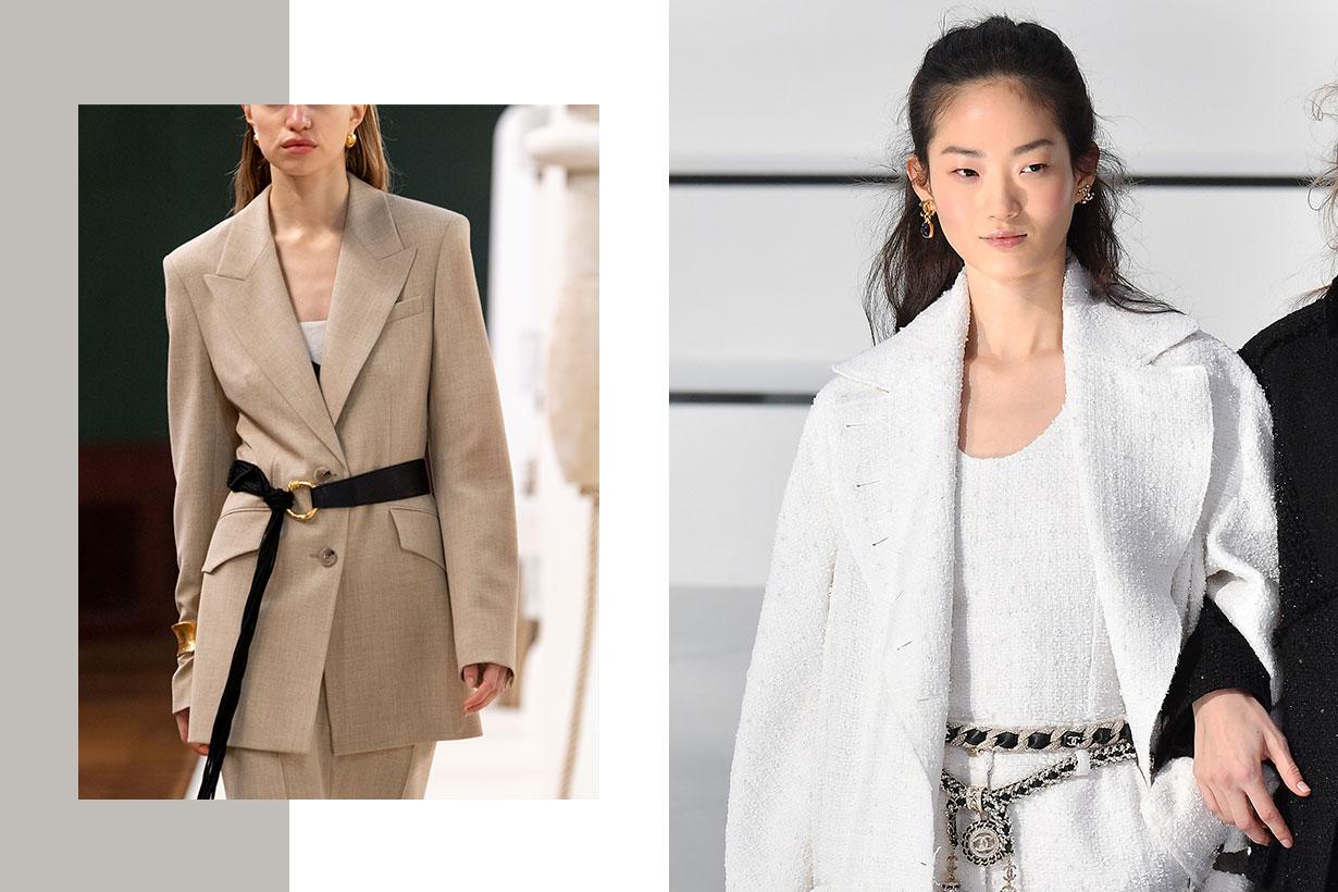 Belted Jacket Trend 2020