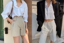 看遍最近歐美、韓系 IG 女生的穿搭,她們都停不了穿搭這率性顯瘦的褲款!