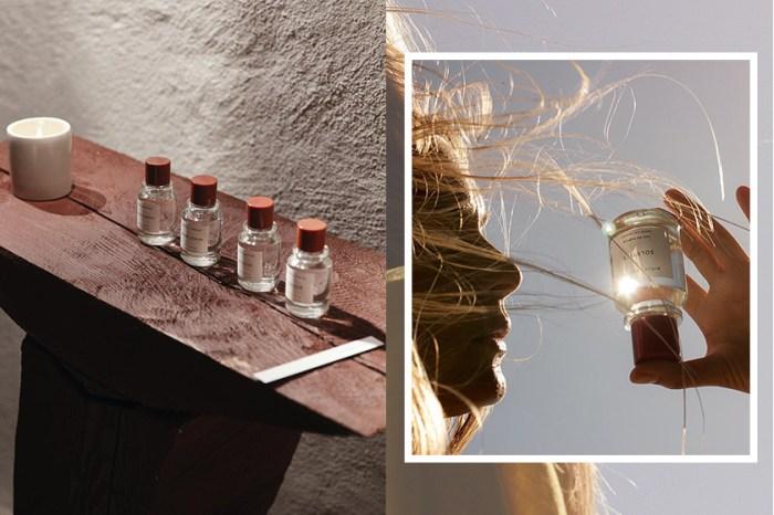 把北歐的氣息灑在身上:瑞典小眾品牌 Björk & Berries 單是包裝質感已經完勝!
