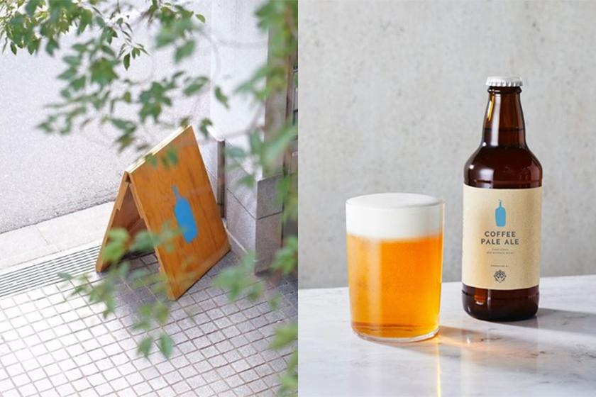 Blue Bottle Japan Botruburu Coffee Pale Ale Coffee Beer