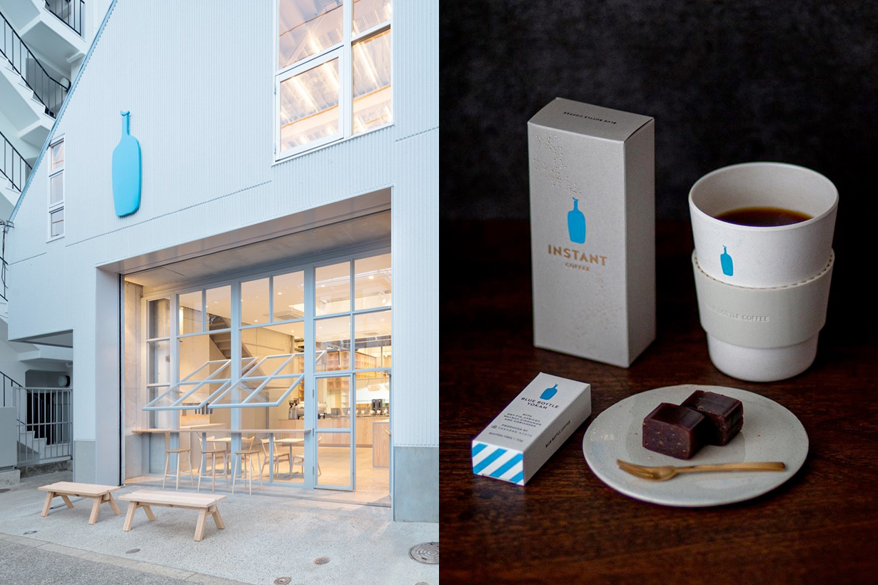 blue bottle japan yokan kyoto toshoan