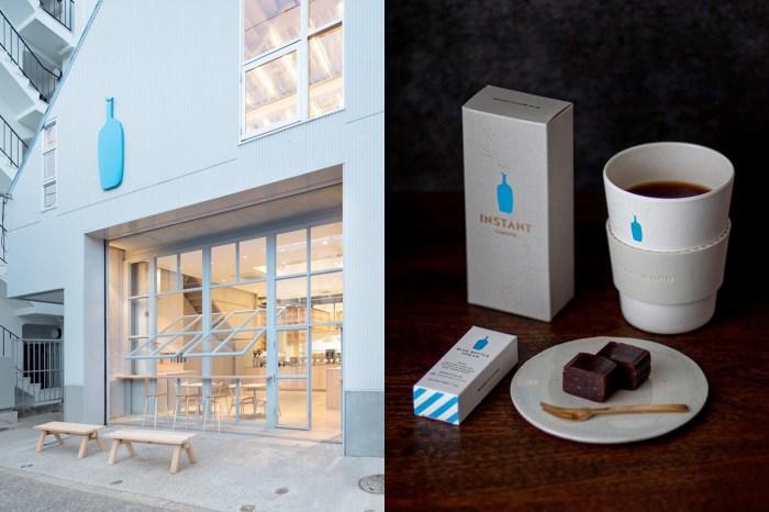 默默獲得好評:日本 Blue Bottle 的限定甜點,一款適合搭配咖啡的羊羹!