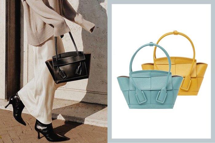 上班女生最愛的 Bottega Veneta 手袋:The Arco 再推迷你尺寸!