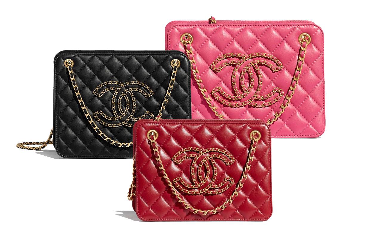 Chanel Métiers d'Art 2020 Accordion Handbag