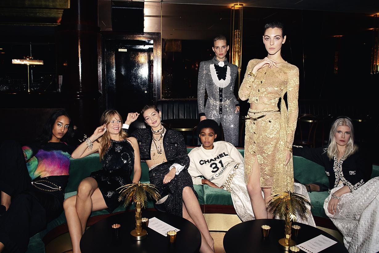 Chanel 2019/20 Métiers d'art