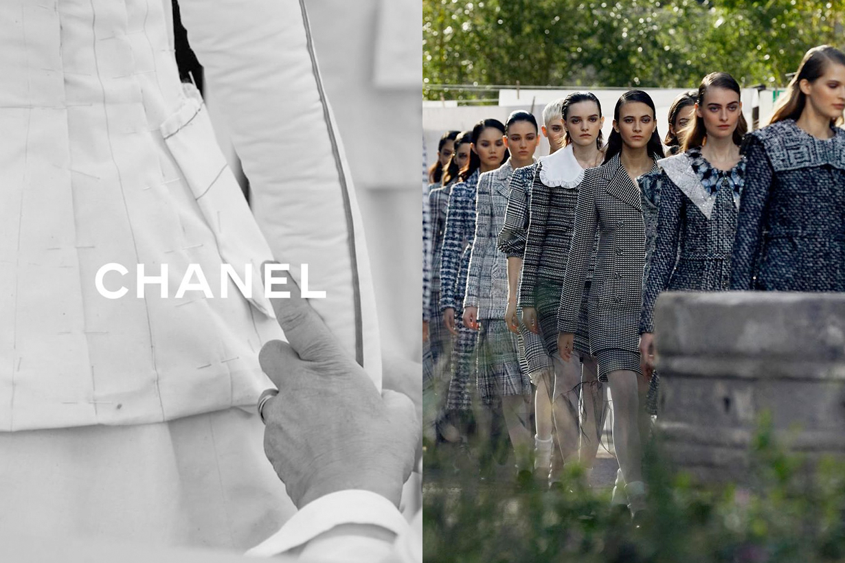 chanel haute couture 20/21 onlince release date