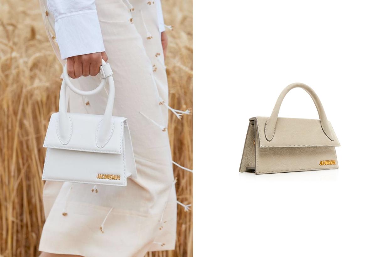 jacquemus le chiquito l'amour 2021 ss handbags pre order