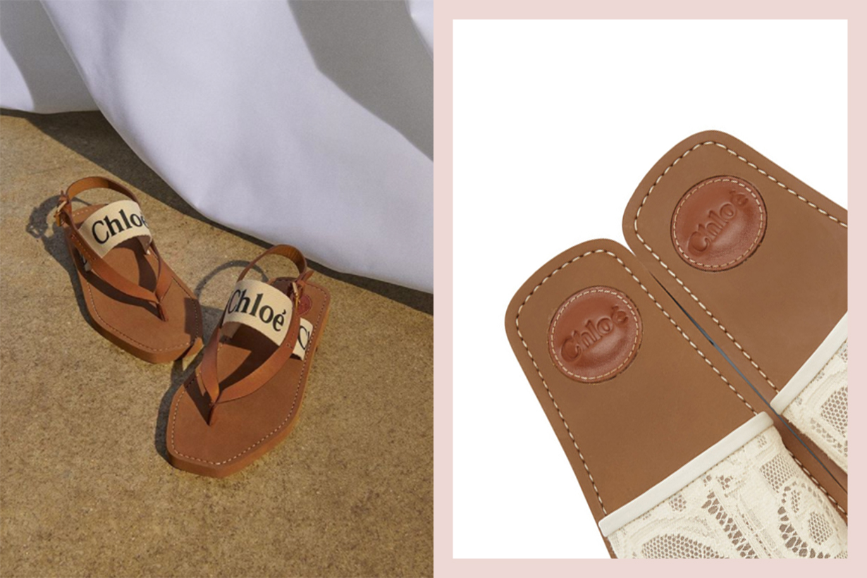 Chloé Woody Sandals To Buy