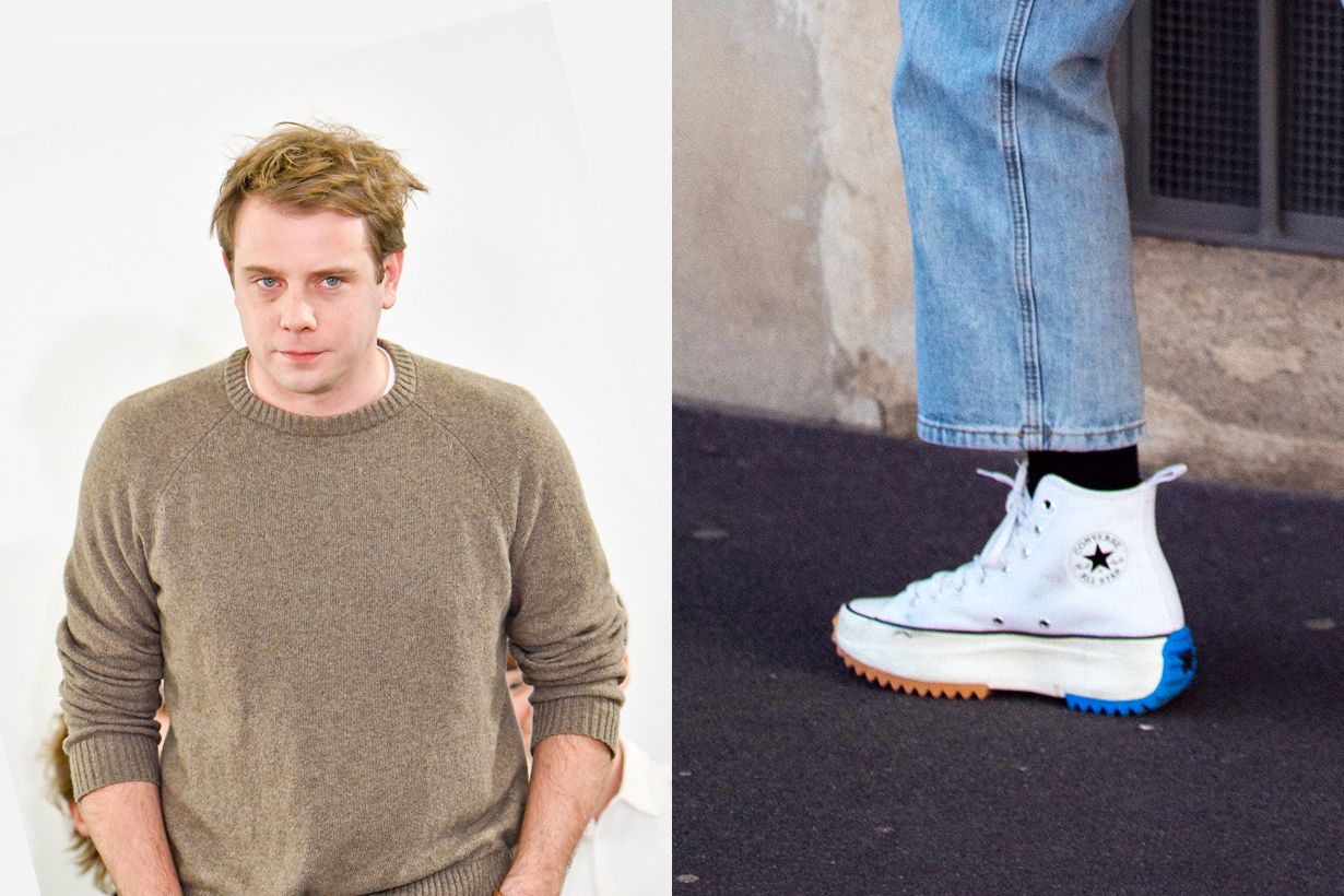 converse jw anderson jonathan runstar hike sneakers controversy