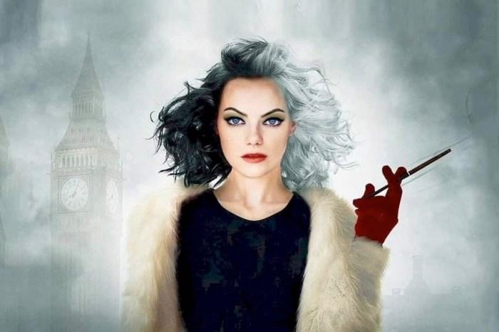 邪惡和美貌的化身:Emma Stone 扮演 Cruella 預告海報,讓影迷們又更期待了!