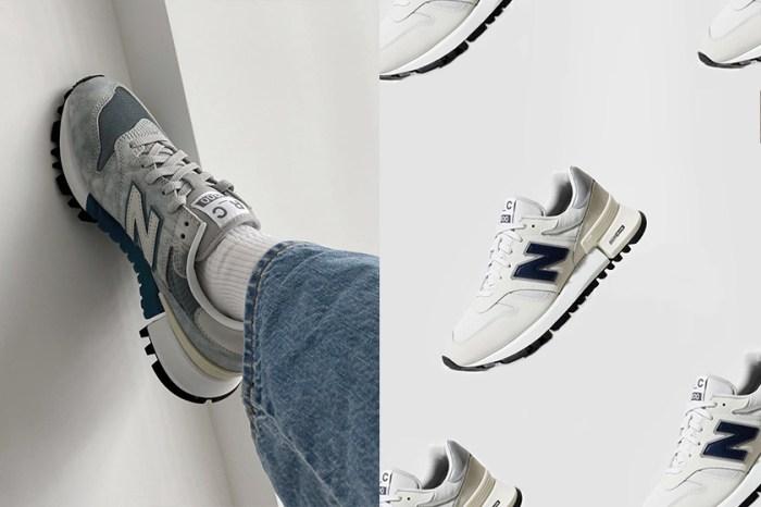 女生鎖定目標:New Balance 人氣波鞋新配色,如此淡雅的柔美灰!