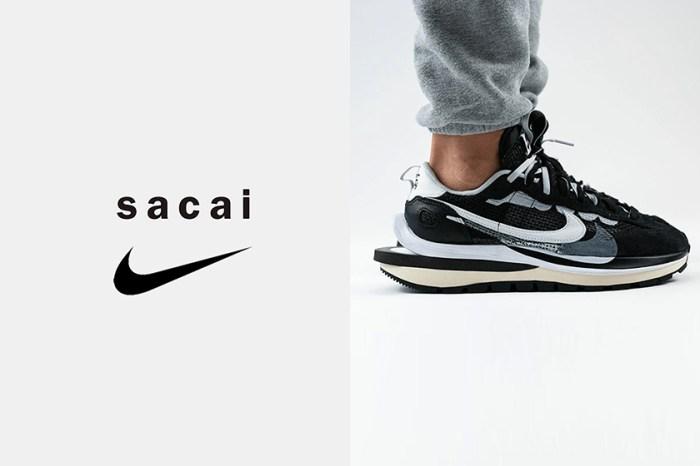 正在考慮是否入手?Sacai x Nike Vaporwaffle 聯乘波鞋實穿照曝光!