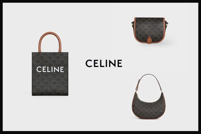 受追捧的 Celine Triomphe Canvas 系列,哪一款手袋最被青睞?
