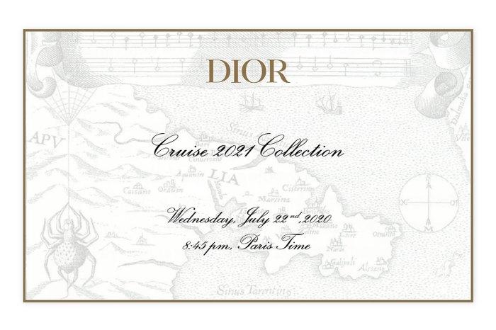 跟 Dior 走進意大利古城,同步欣賞早春度假系列!