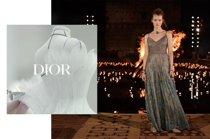 從電影角度欣賞時裝之美!Dior 2020 秋冬高訂時裝系列直播今晚準時發佈