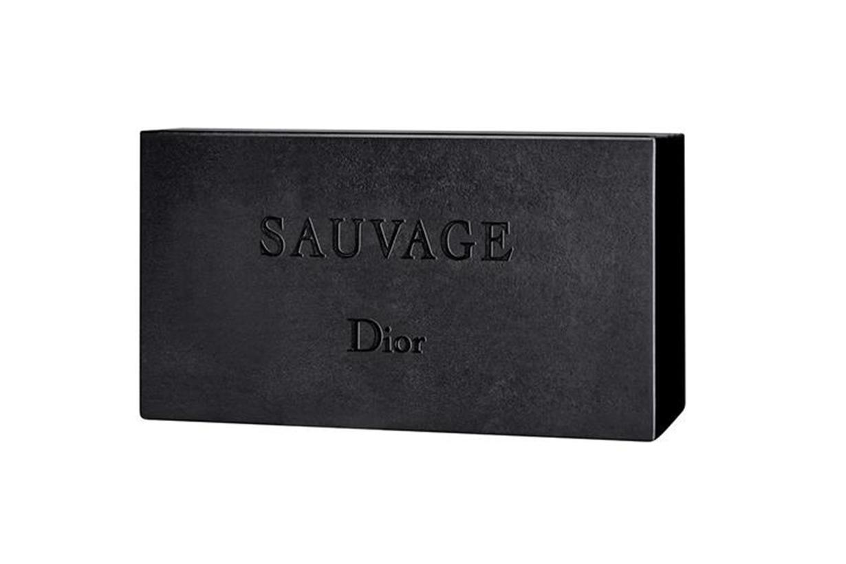 dior sauvage black soap