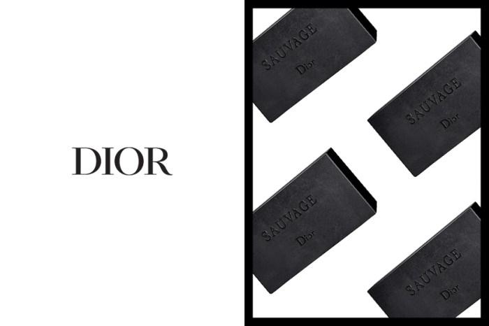 低簡奢華感:Dior 推出這款全黑香薰皂,單是放著已經質感滿滿!
