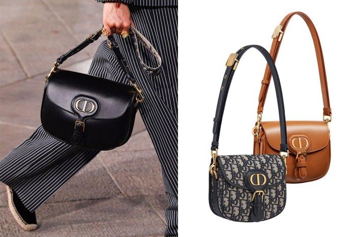 年度必入 It Bag:Dior 眾多誘惑中,為何最小尺寸的 Bobby Bag 是完美之選?
