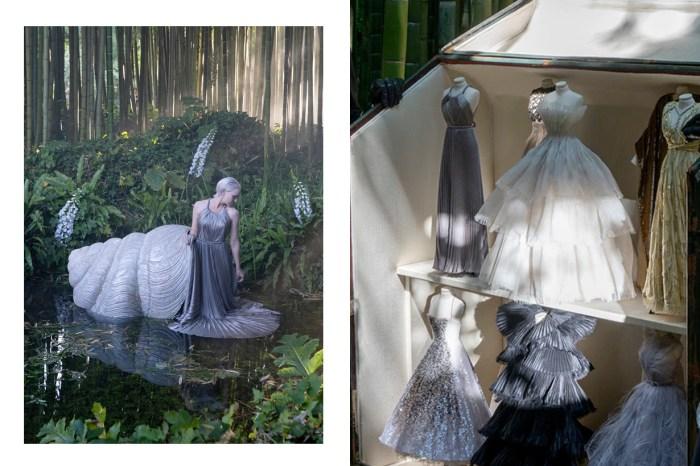 名為幻想的絢爛:Dior 將高訂服打造成微型娃娃尺寸,都只為了一個原因。