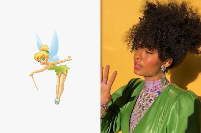 堅決「洗白」!真人版《小飛俠》Tinker Bell 一角確定由這位黑人女星出演!