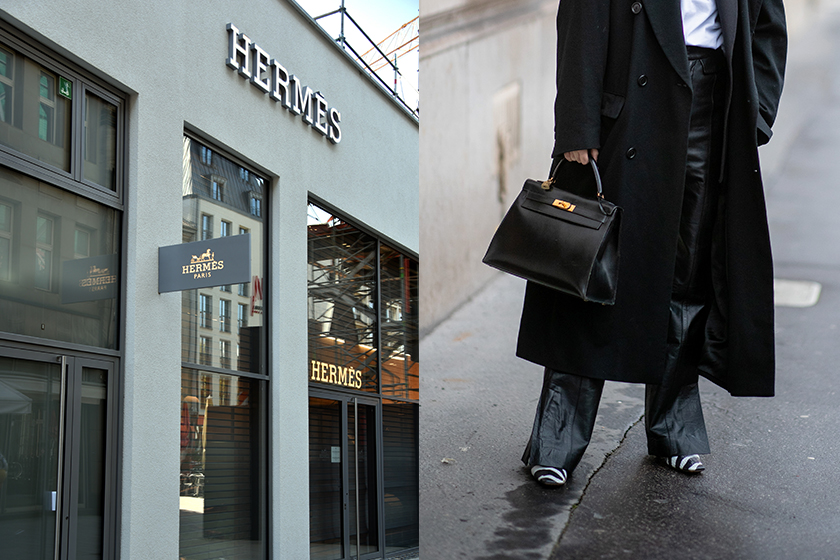 Hermès Ex staff fake birkin handbags