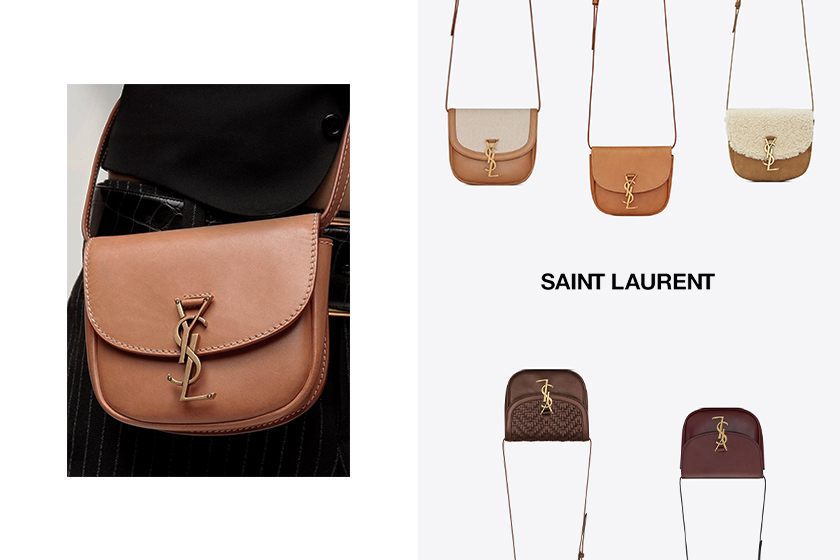 Saint Laurent Kaia Bag 2020 handbags