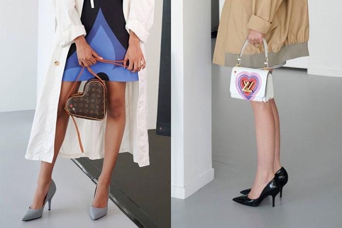 2021 早春系列:Louis Vuitton 心型老花手袋、撲克牌包,即將一包難求?