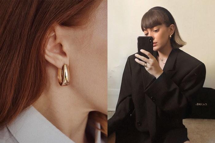 今季戴耳環就是要戴這款!推介 10 款充滿細節質感的 Ear Cuff!